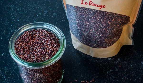 Quinoa d'Anjou le Rouge