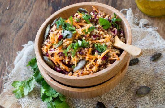 Salade de Quinoa mixte