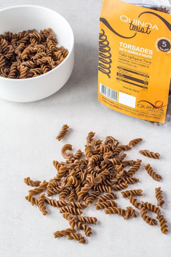 quinoa twist
