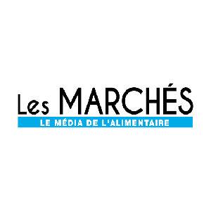 Logos de la revue Les Marchés
