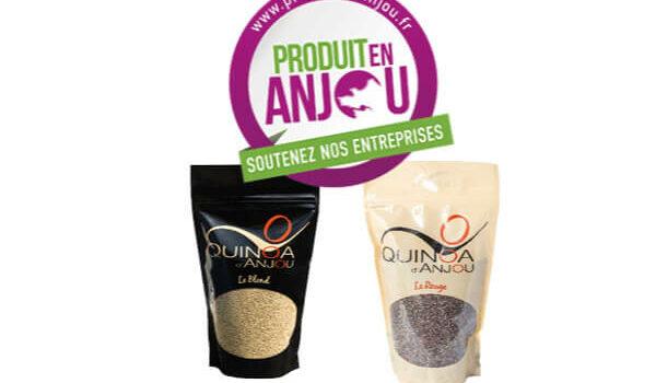 Le Quinoa d'Anjou rejoint «Produit en Anjou»!
